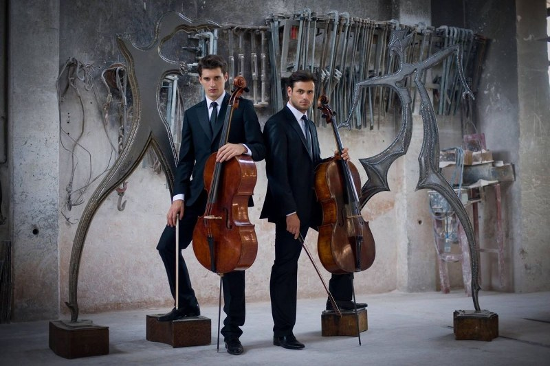 -2Cellos- iznenadili Eda Širana i ljubitelje novim spotom (Video)