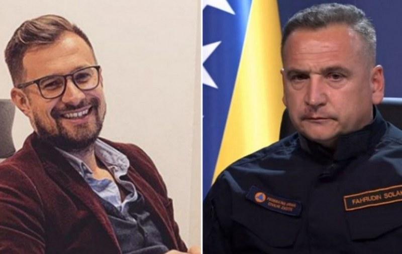 Uhapšeni Fahrudin Solak i Fikret Hodžić | Infomedia Balkan